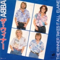 ABBA The Winner Takes It All JAPAN 7