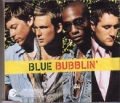 BLUE Bubblin` EU CD5 w/2 Tracks