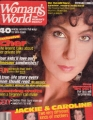 CHER Woman's World (6/27/89) USA Magazine