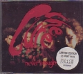 THE CURE Never Enough UK CD5 Ltd.Edition CD Print Pack