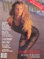 KIM BASINGER Vanity Fair (6/89) USA Magazizne