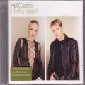 H & CLAIRE Half A Heart UK CD5 Limited Edition Club Mix w/Postcards
