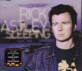 RICK ASTLEY Sleeping GERMANY CD5 w/ 8 MIXES