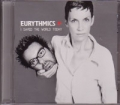EURYTHMICS I Saved The World Today USA CD5 Promo