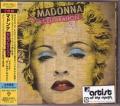 MADONNA Celebration JAPAN 2CD