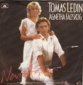 AGNETHA FALTSKOG & TOMAS LEDIN Never Again GERMANY 7