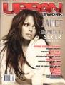 JANET JACKSON The Urban Network (Vol.15 #8) USA Magazine