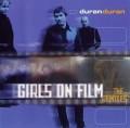 DURAN DURAN Girls On Film: The Remixes USA CD5