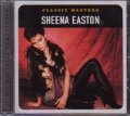 SHEENA EASTON Classic Masters USA CD w/12 Track Compilation