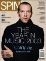 COLDPLAY Spin (1/04) USA Magazine