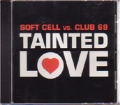 SOFT CELL vs. CLUB 69 Tainted Love USA CD5