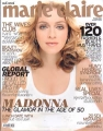 MADONNA Marie Claire (8/08) THAILAND Magazine