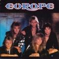 EUROPE 1986 JAPAN Tour Program