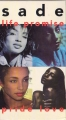 SADE Life/Promise/Pride/Love USA VHS Video Collection
