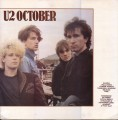 U2 October IRELAND LP
