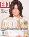 MICHAEL JACKSON Ebony (12/07) USA Magazine