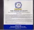 MARIAH CAREY The Prince Of Egypt USA CD Advance Promo
