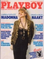 MADONNA Playboy (9/85) HOLLAND Magazine