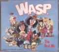 WASP The Real Me UK CD5