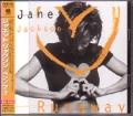 JANET JACKSON Runaway JAPAN CD5 w/5 Tracks