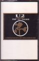 U2 The U2 Talkie UK Cassette