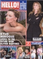 KYLIE MINOGUE Hello! (3/30/04) UK Magazine