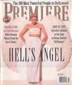 SHARON STONE Premiere (5/93) USA Magazine