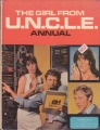 MAN FROM UNCLE The Girl From UNCLE UK Book