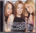 ATOMIC KITTEN Right Now EU CD w/14 Tracks