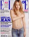 VANESSA PARADIS Elle (2/26/10) FRANCE Magazine