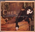 CHER The Music's No Good Without You UK CD5 w/Video