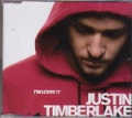 JUSTIN TIMBERLAKE I`m Lovin` It EU CD5 w/3 Tracks
