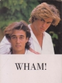 WHAM Wham! JAPAN Promo Picture Card