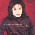 MICHAEL JACKSON You Are Not Alone USA CD5