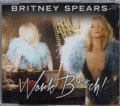 BRITNEY SPEARS Work B**ch EU CD5