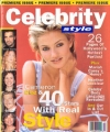CAMERON DIAZ Celebrity Style (12/98) USA Magazine