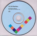 PET SHOP BOYS Yes Special Album Megamix USA CD5 w/1 Track