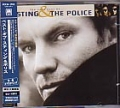 STING Best of STING and the POLICE 2CD w/De Do Do Do De Da Da Da