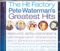 STOCK AITKEN WATERMAN The HIT FACTORY Pete Waterman's Greatest Hits! UK 2CD w/KYLIE MINOGUE, DEAD OR ALIVE & more