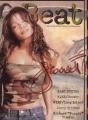 JANET JACKSON Q Beat (Spring 2000) USA Magazine