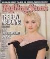 MADONNA Rolling Stone (6/5/86) USA Magazine