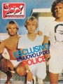 THE POLICE Ciao 2001 (9/27/81) ITALY Magazine