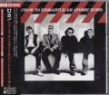 U2 How To Dismantle An Atomic Bomb JAPAN Ltd.Edition CD w/DVD