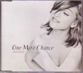 MADONNA One More Chance GERMANY CD5 w/3 Tracks