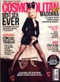 MADONNA Cosmopolitan (5/15) ARGENTINA Magazine