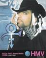 PRINCE 1999 JAPAN HMV Promo Flyer