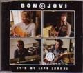 BON JOVI It's My Life (2003) EU CD5 w/4 Tracks including Video