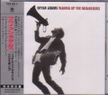 BRYAN ADAMS Waking Up The Neighbours JAPAN CD Special Edition w/Live CD