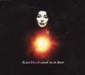 KATE BUSH And So Is Love UK CD5