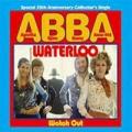 ABBA Waterloo UK CD5 30th Anniversary Edition w/Bonus Track